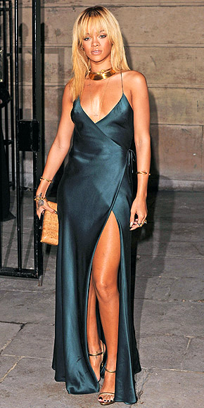 HIGH SLITS photo | Rihanna