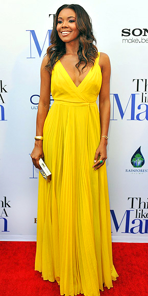 HIGHLIGHT(ER) OF THE NIGHT photo | Gabrielle Union