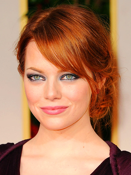EMMA'S EYE SHADOW photo | Emma Stone
