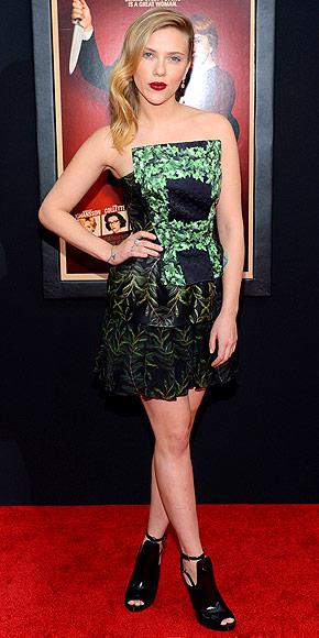 SCARLETT JOHANSSON photo | Scarlett Johansson
