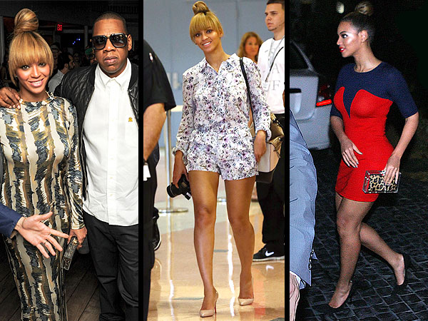 Beyonce Art Basel Style