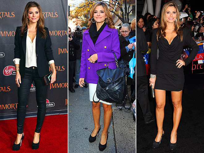 ALICE + OLIVIA PUMPS photo | Maria Menounos