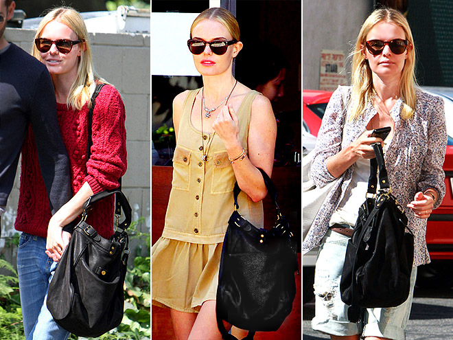 VANESSA BRUNO SATCHEL photo | Kate Bosworth