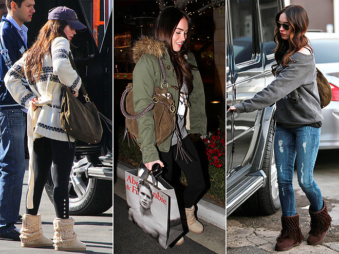 LINEA PELLE BAG photo | Megan Fox