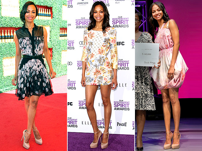 BRIAN ATWOOD HEELS photo | Zoe Saldana