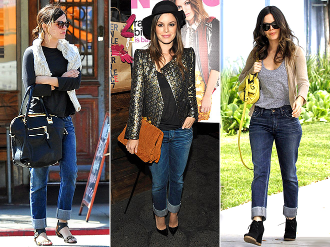 GOLDSIGN JEANS photo | Rachel Bilson