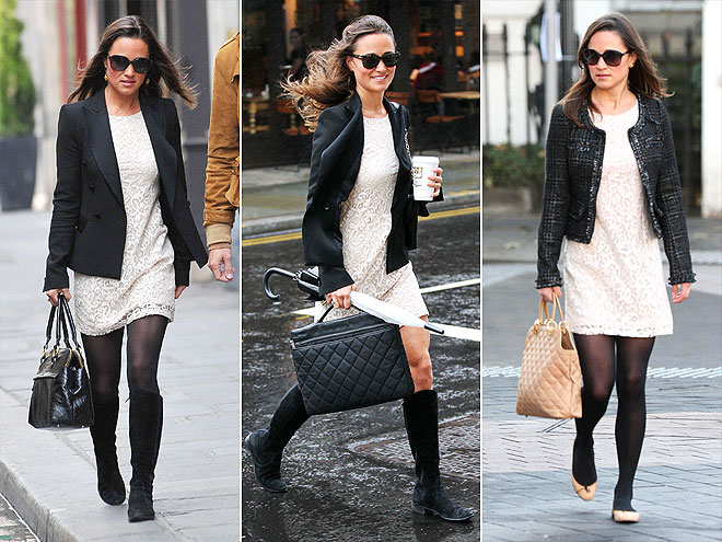 H&M DRESS photo | Pippa Middleton