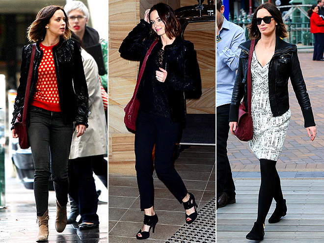 ALTERNATIVE APPAREL CROSS-BODY photo | Emily Blunt