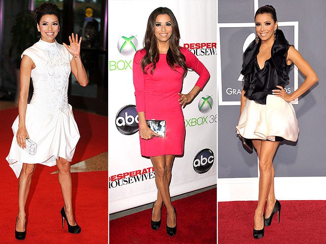 BRIAN ATWOOD PUMPS photo | Eva Longoria