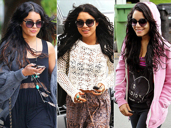 MICHAEL KORS SUNGLASSES photo | Vanessa Hudgens