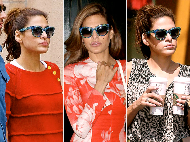 EVA MENDES IN THIERRY LASRY photo | Eva Mendes