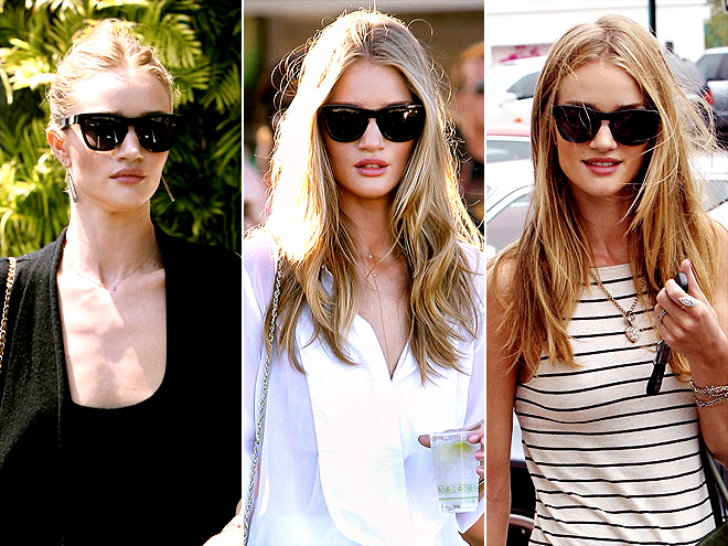 ROSIE HUNTINGTON-WHITELEY IN WESTWARD \ LEANING photo | Rosie Huntington-Whiteley