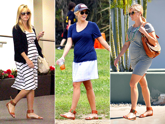 RACHEL ZOE COLLECTION SANDALS photo | Reese Witherspoon