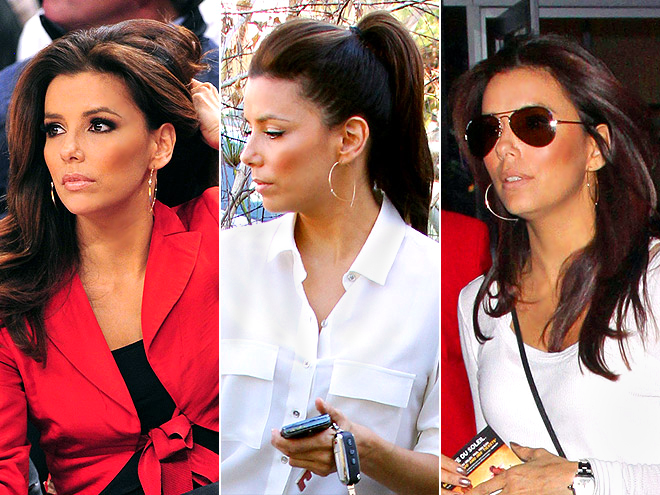 LANA JEWELRY EARRINGS photo | Eva Longoria