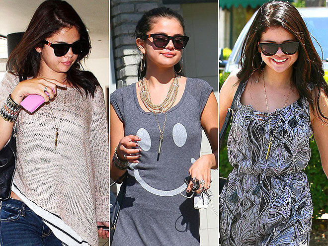 STELLA & DOT NECKLACE photo | Selena Gomez