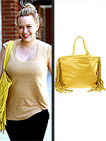 I Really Love My...Hilary's Bag & More! | Hilary Duff
