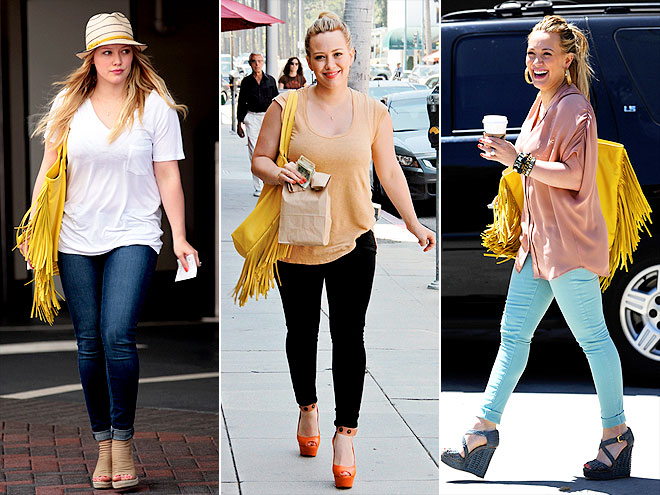 DONATIENNE TOTE photo | Hilary Duff