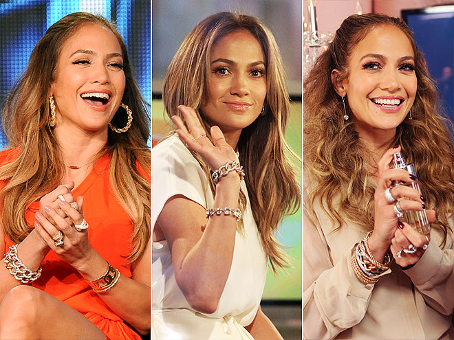 POMELLATO BRACELET photo | Jennifer Lopez