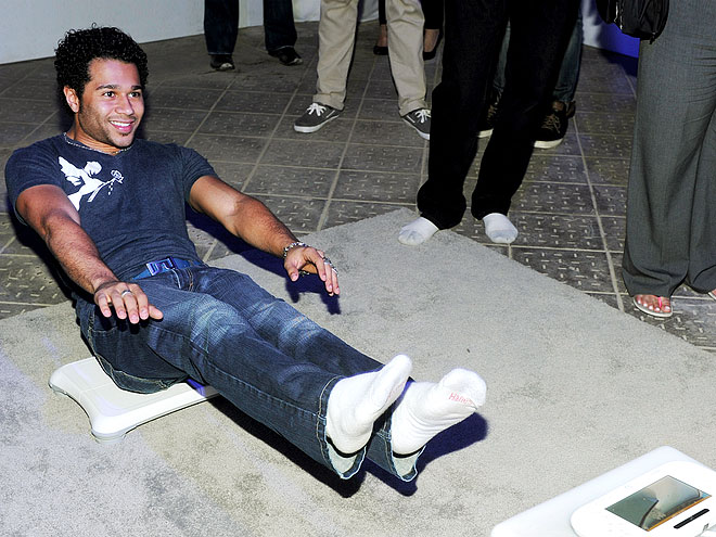 WII U photo | Corbin Bleu