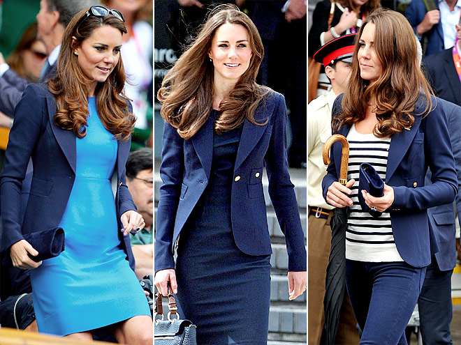SMYTHE BLAZER photo | Kate Middleton