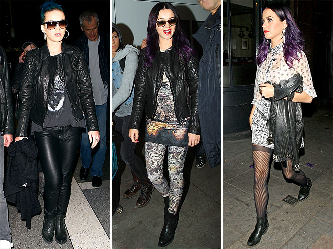 ALLSAINTS BOOTS photo | Katy Perry