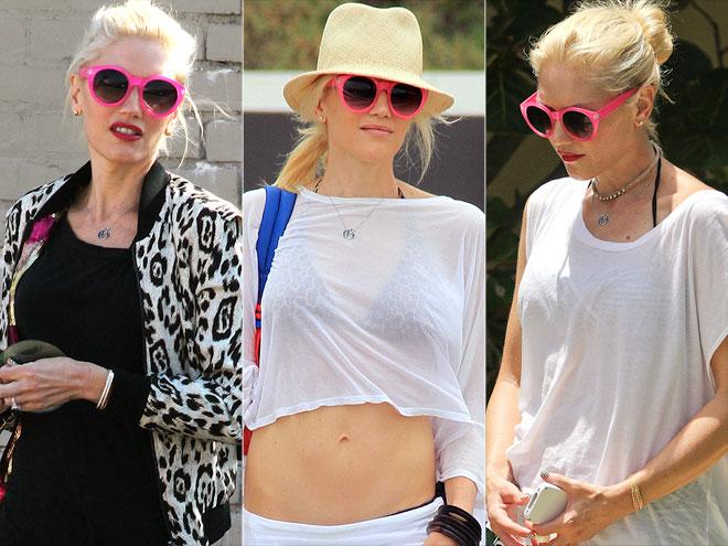 QUAY EYEWARE SUNGLASSES photo | Gwen Stefani