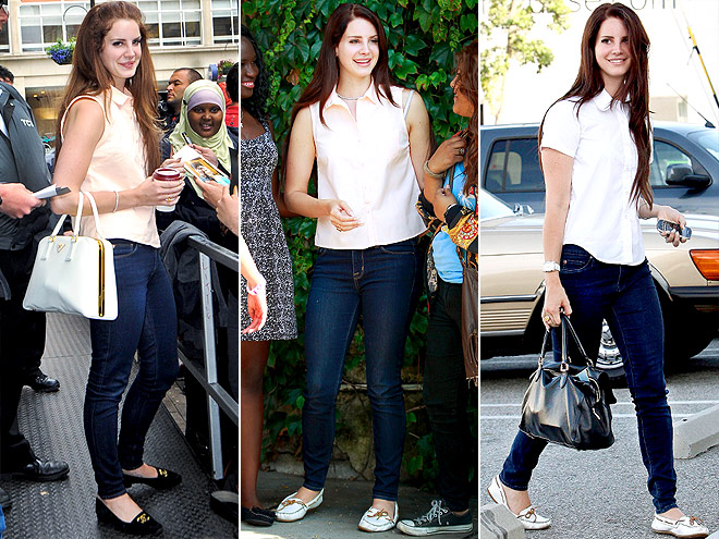 HUDSON JEANS   photo | Lana Del Rey