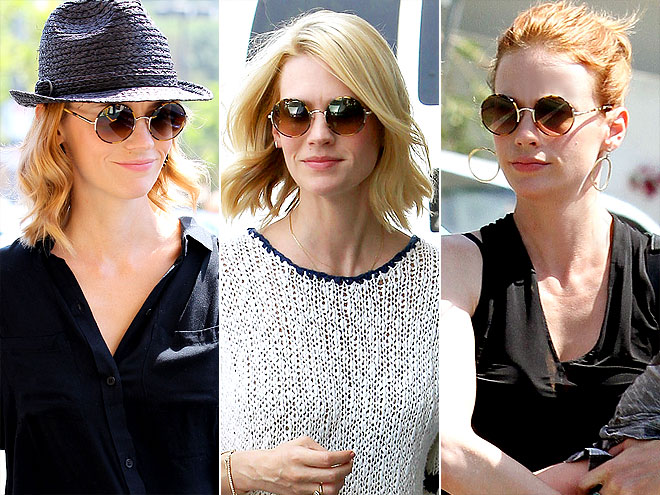 RALPH LAUREN SUNGLASSES photo | January Jones