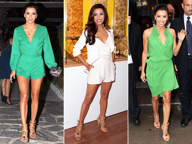 BRIAN ATWOOD SANDALS photo | Eva Longoria