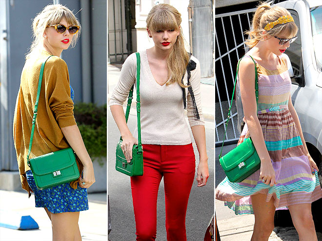ELIE SAAB SHOULDER BAG photo | Taylor Swift