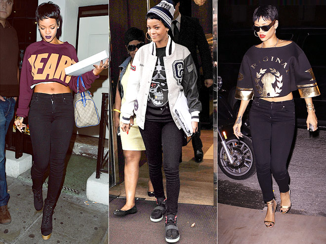 CITIZENS OF HUMANITY JEANS photo | Rihanna