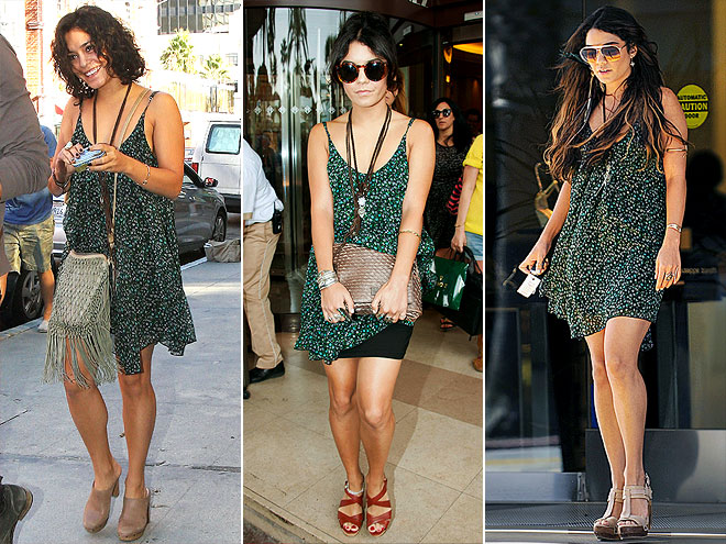 BLU MOON DRESS photo | Vanessa Hudgens