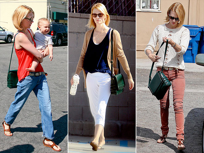 CHRISTIAN LOUBOUTIN BAG photo | January Jones
