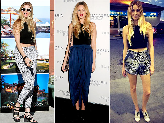 CAMEO CROP TOP photo | Whitney Port