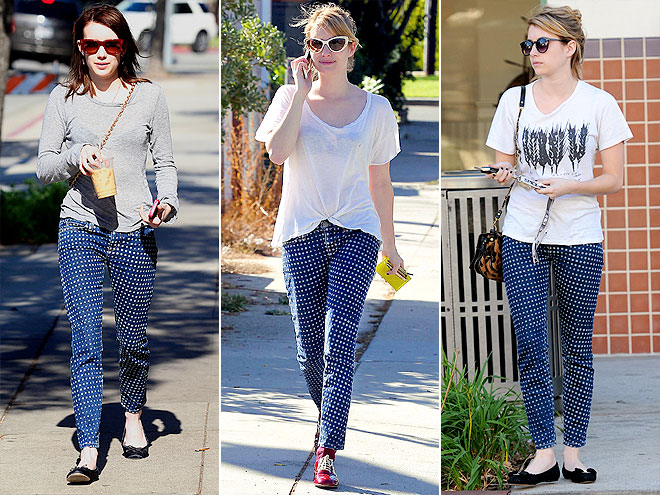 CURRENT/ELLIOTT JEANS photo | Emma Roberts