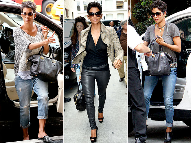 RACHEL ZOE COLLECTION BAG photo | Halle Berry