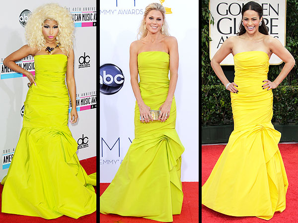 Nicki Minaj, Julie Bowen, Paula Patton