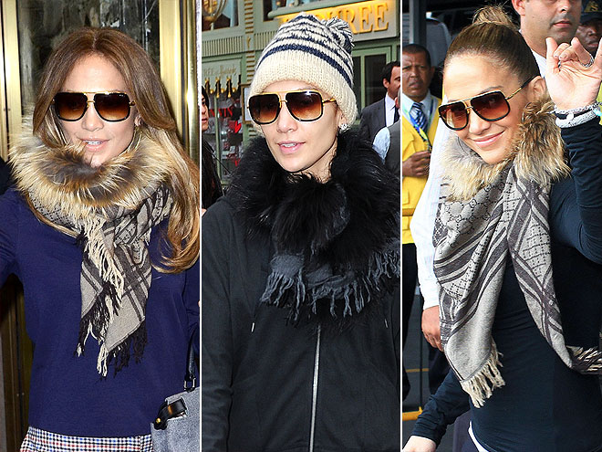 DITA SUNGLASSES photo | Jennifer Lopez