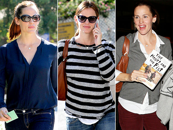 JENNIFER MEYER NECKLACE photo | Jennifer Garner