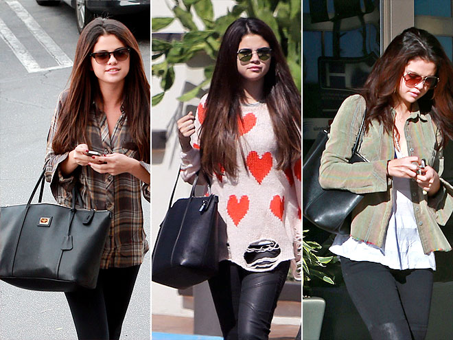 DOLCE & GABBANA TOTE photo | Selena Gomez