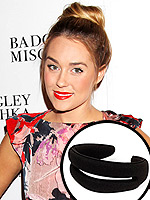A Red Carpet-WorthyUpdo for $12 | Lauren Conrad