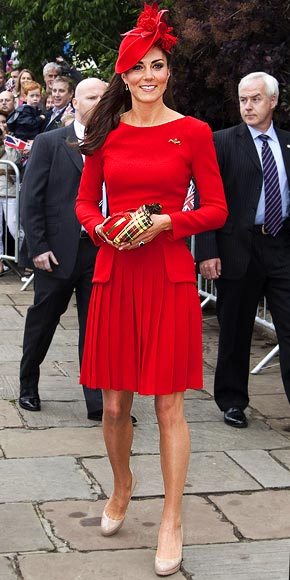 RED QUEEN photo | Kate Middleton