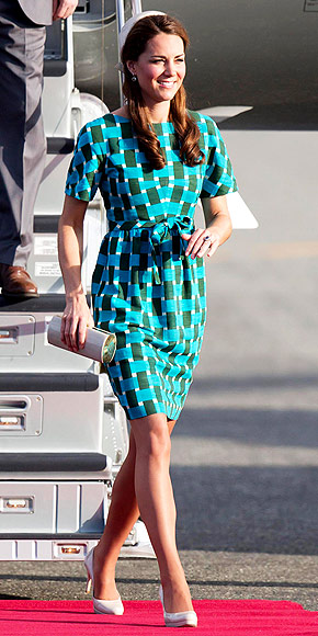 PRINTS AND PRINCESS photo | Kate Middleton