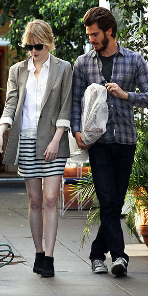 EMMA STONE photo | Andrew Garfield, Emma Stone