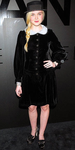 PILGRIM GARB photo | Elle Fanning