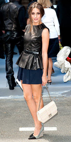 POINTY WEDGES photo | Olivia Palermo