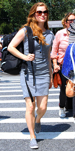 LACELESS SNEAKERS photo | Amy Adams