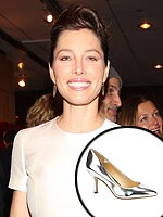 Hollywood&#39;s Hottest Shoes &#8211; for Way Less! | Jessica Biel