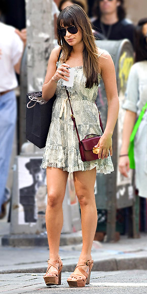 CROSSBODY MINI BAGS photo | Lea Michele