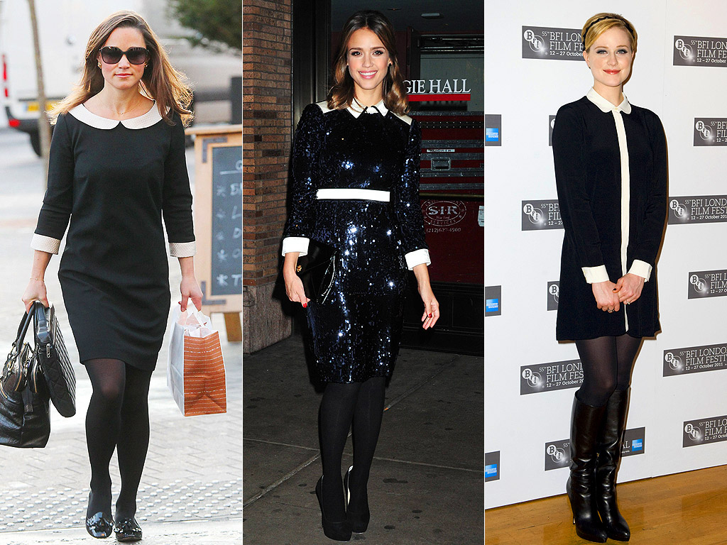PILGRIM COLLARS photo | Evan Rachel Wood, Jessica Alba, Pippa Middleton